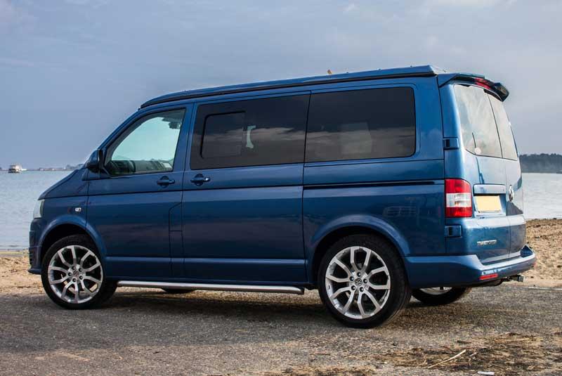 Vw Transporter T5 140bhp Trendline Camper 45478 Miles Sold