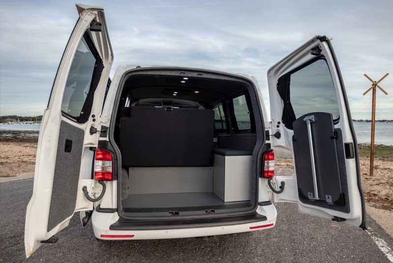 Vw Transporter T5 140bhp Highline Camper 50127 Miles Sold