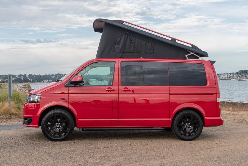 Vw Transporter T5 140bhp Sportline Camper 40000 Miles Sold