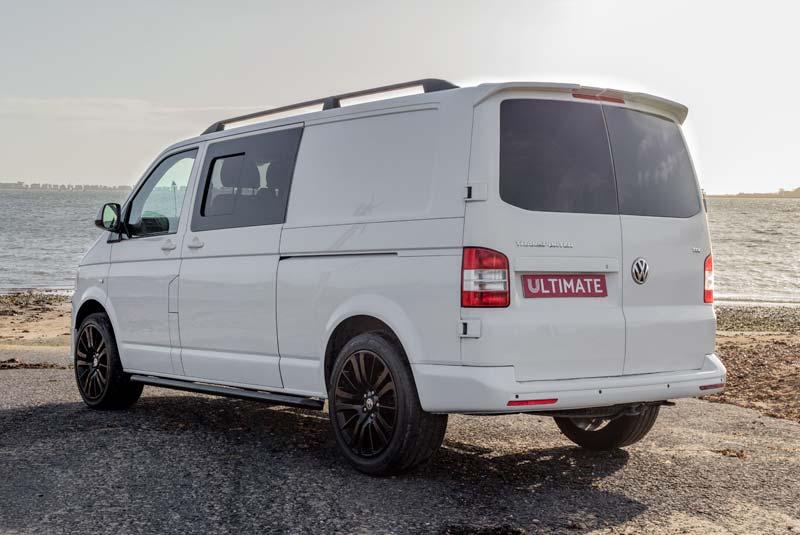 Vw Transporter T5 140bhp Sportline Kombi 105478 Miles Sold