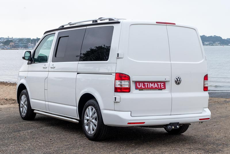 VW Transporter T5 125bhp Camper - Rear Left Side