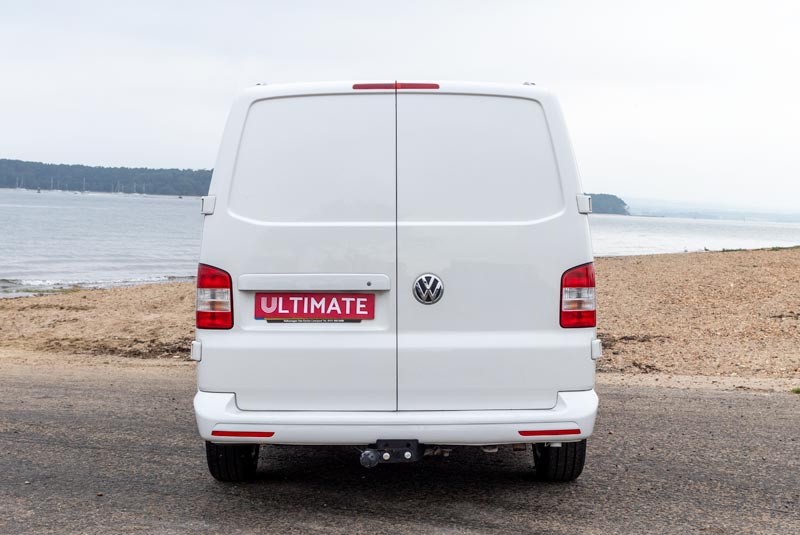 VW Transporter T5 125bhp Camper - Rear