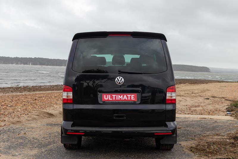 VW Transporter T5 180bhp Kombi SWB - Rear Doors