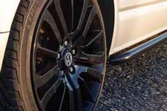 DE13NNV VW Transporter Wheels