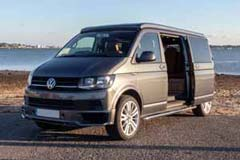 GK65AZX VW Transporter Side door open