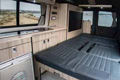 GX14UBJ VW Transporter Bed