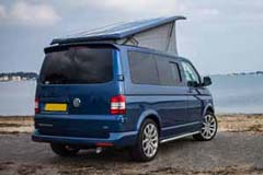 GX14UBJ VW Transporter Rear right