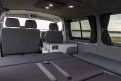 HF630AY VW Transporter Bed