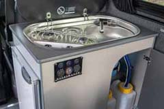 HF630AY VW Transporter Cooker