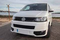 HF630AY VW Transporter Front left