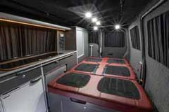 LR65XAK VW Transporter Bed