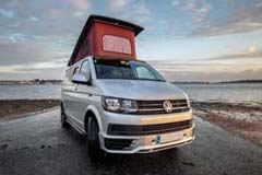LR65XAK VW Transporter Pop top roof