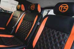 RE64VNW VW Transporter Rear Seats
