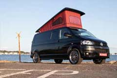 LS13XCH VW T5 Pop Top Roof