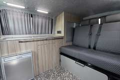 DX14WGA VW T5 Interior