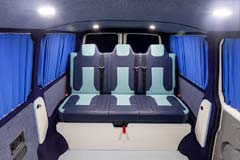 DX13PHJ Rear Seats